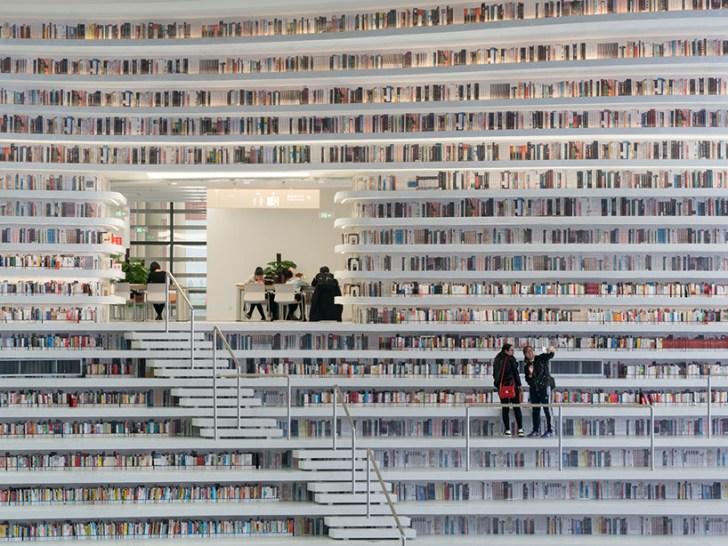 中国のクールな図書館6