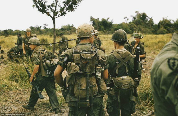 アメリカ軍兵士
