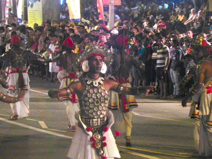 ベラヘラ祭りの様子