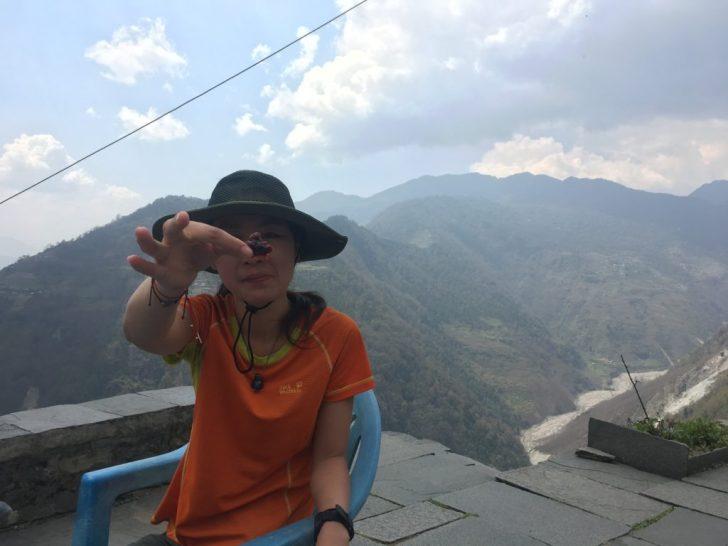 ネパールのお菓子