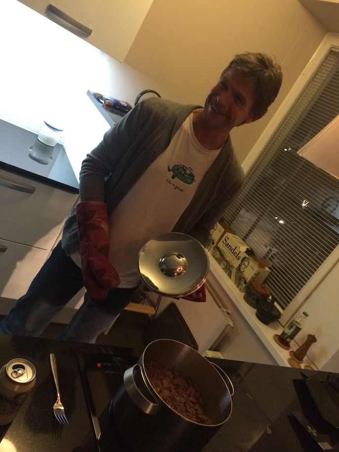 Cooking Carl