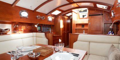 Interiors Spirit Yachts