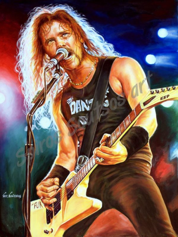 James_Hetfield_painting_portrait_metallica
