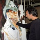 Lemmy_Kilmister_painting_process