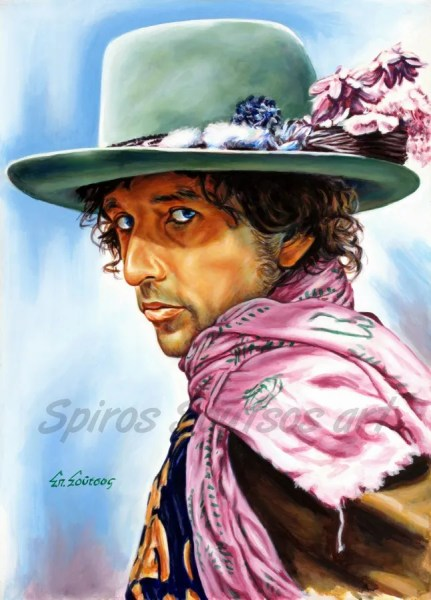Bob_dylan_painting_poster_portrait_acrylic_poster_canvas