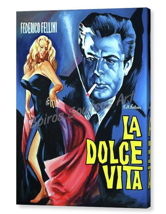 dolce-vita-spiros_painting_movie_poster_canvas-print
