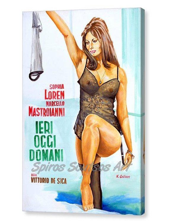 sophia-loren-ieri-oggi-domani-1963-vittorio-de-sica-kostas-soutsos-canvas-print_painting_movie_poster