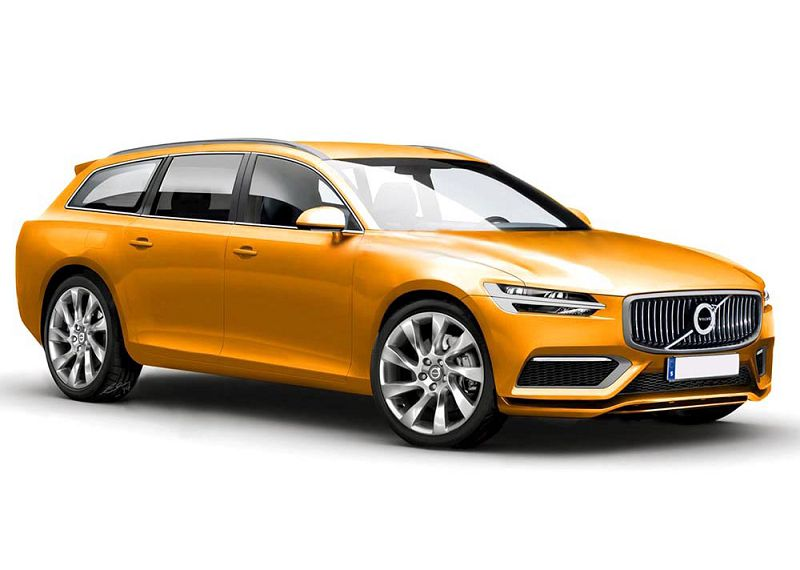 2019 Volvo V60 Review T5 Release  Spirotourscom