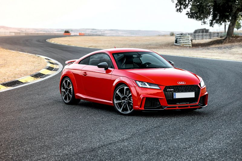 2019 Audi Tt Rs Used Interior Coupe  Spirotourscom