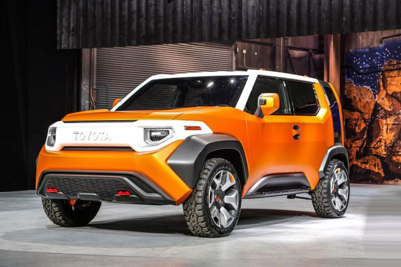 2019 Toyota Ft 4x Canada Concept Colors Gas Mileage