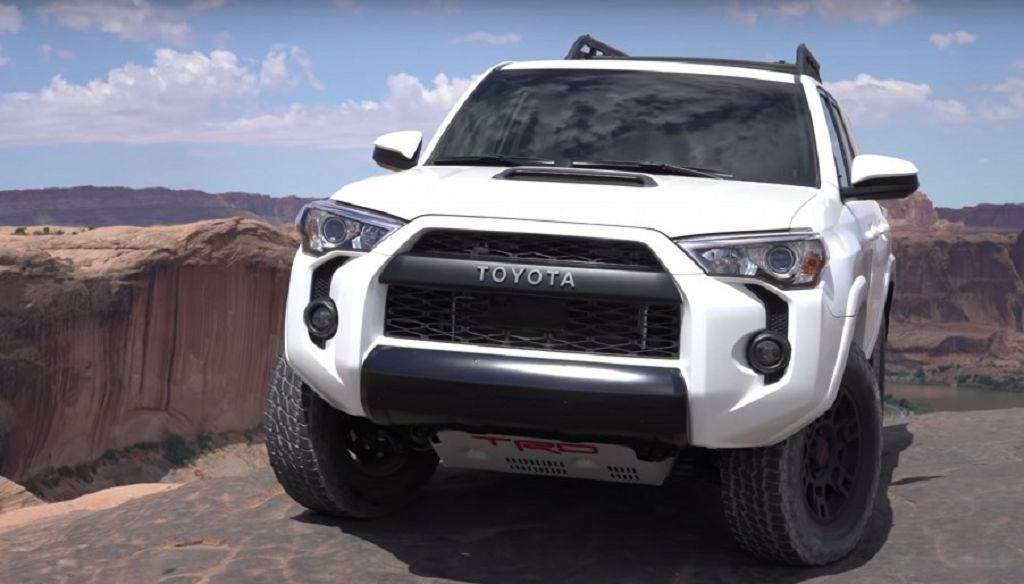 2022 toyota 4runner limited redesign