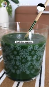 GREEN SMOOTHIE 1 BY JOANNA PLEMMENOY