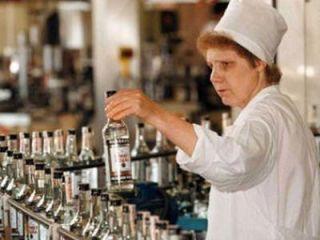 Большинство Российских производителей спиртных напитков делают ставку на массового, а не на элитного покупателя