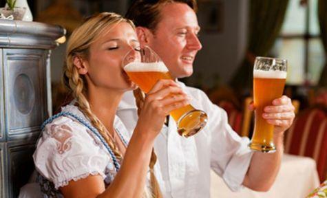 Немецкое пиво, живое пиво, оборудование для пивоварения