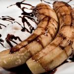 banane chocolat