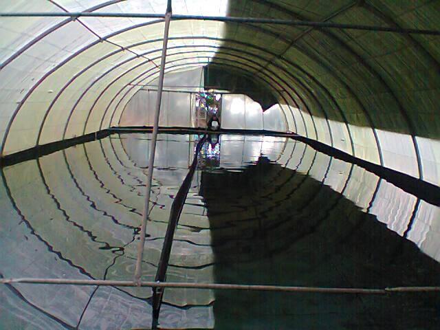 Spirulina da serra charte qualit spirulina da serra for Bache epdm blanche
