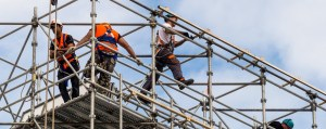 Working Safely on Scaffolding