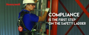 Compliance is the First Step on the Safety Ladder