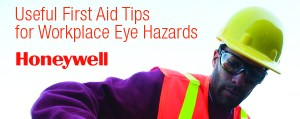 Useful First Aid Tips for Workplace Eye Hazards