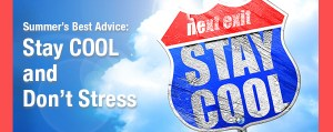 Stay COOL and Don't Stress
