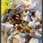 Waldorfsalat, egen sund og lækker