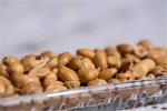 Ristede og saltede jordnødder