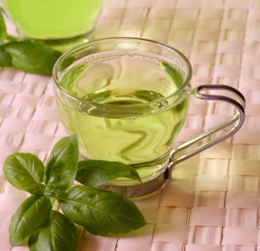 Grønn te senker appetitten!