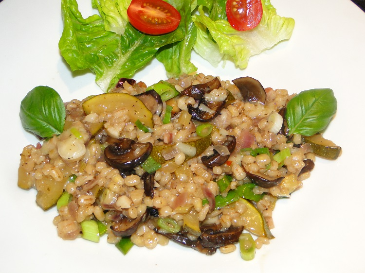 Byggrisotto