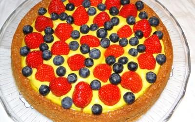 Festlig kake