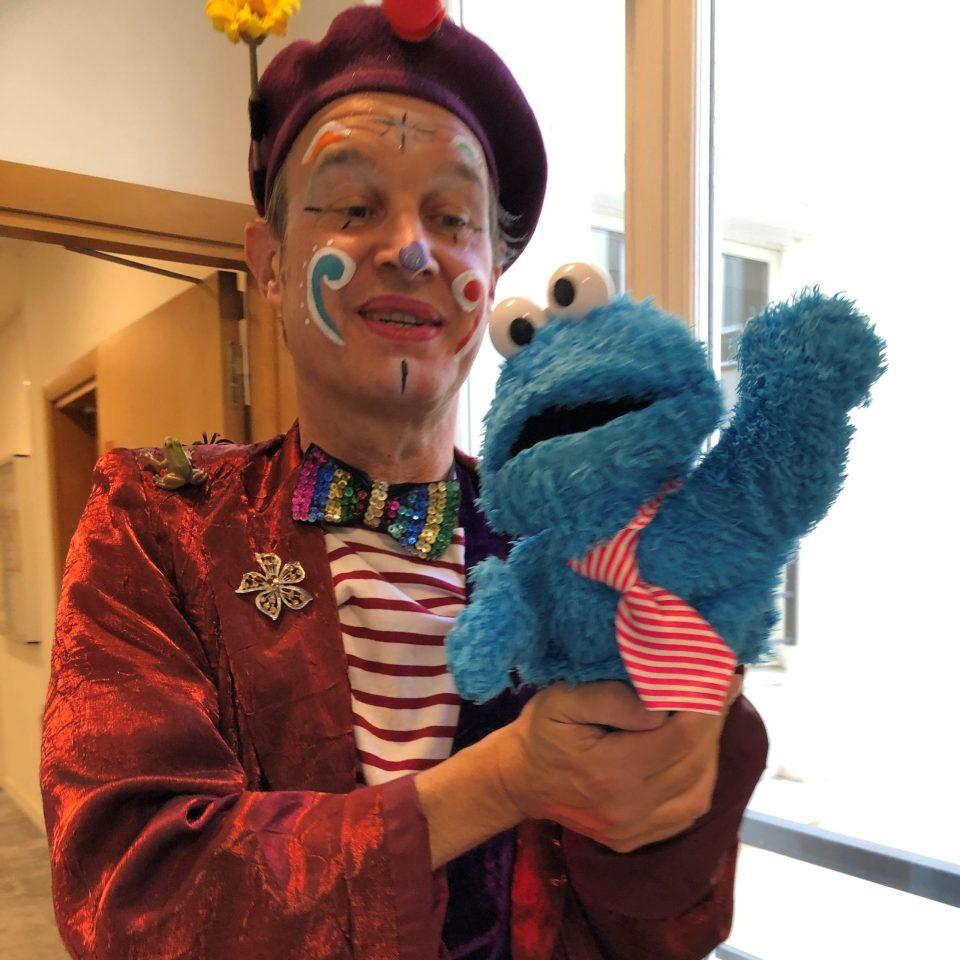clown-marionnette