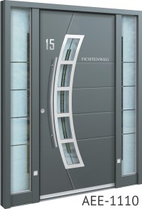 "Door Aluminium & Dualframe 75 Aluminium ""High Performance ..."
