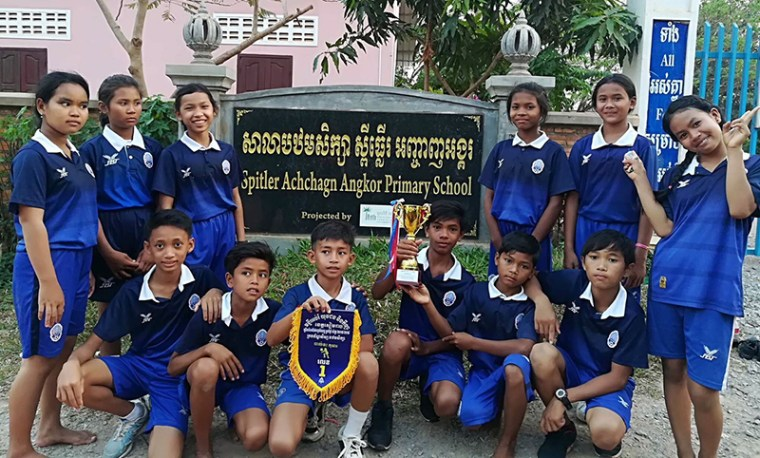 football team champions