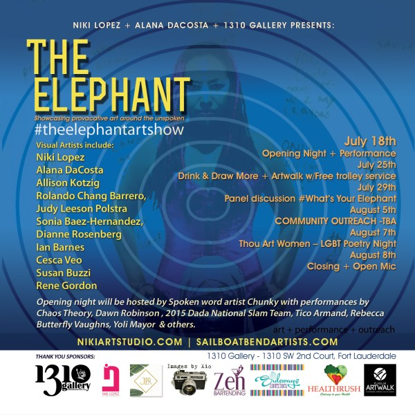 Niki-Lopez_TheElephant_flyer-backWEB
