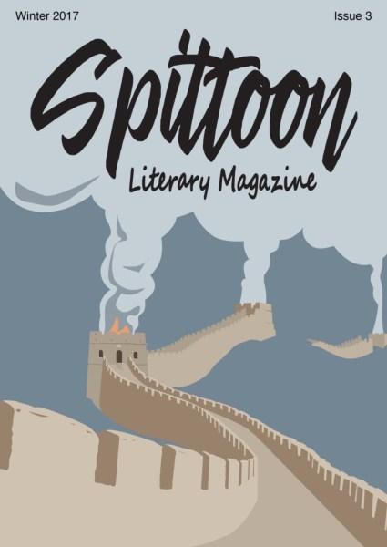 Spittoon Literary Magazine Issue 3