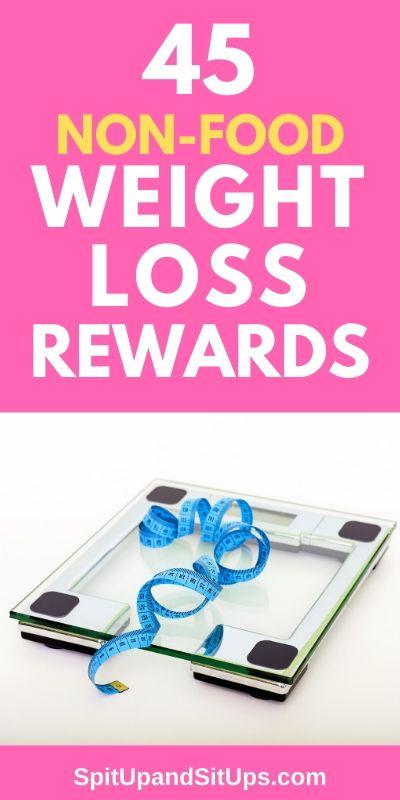 Weight Loss Goal Rewards : weight, rewards, Non-Food, Weight, Rewards