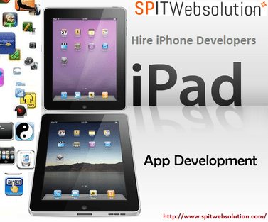 SPITWebsolution - iPad Application Development Services