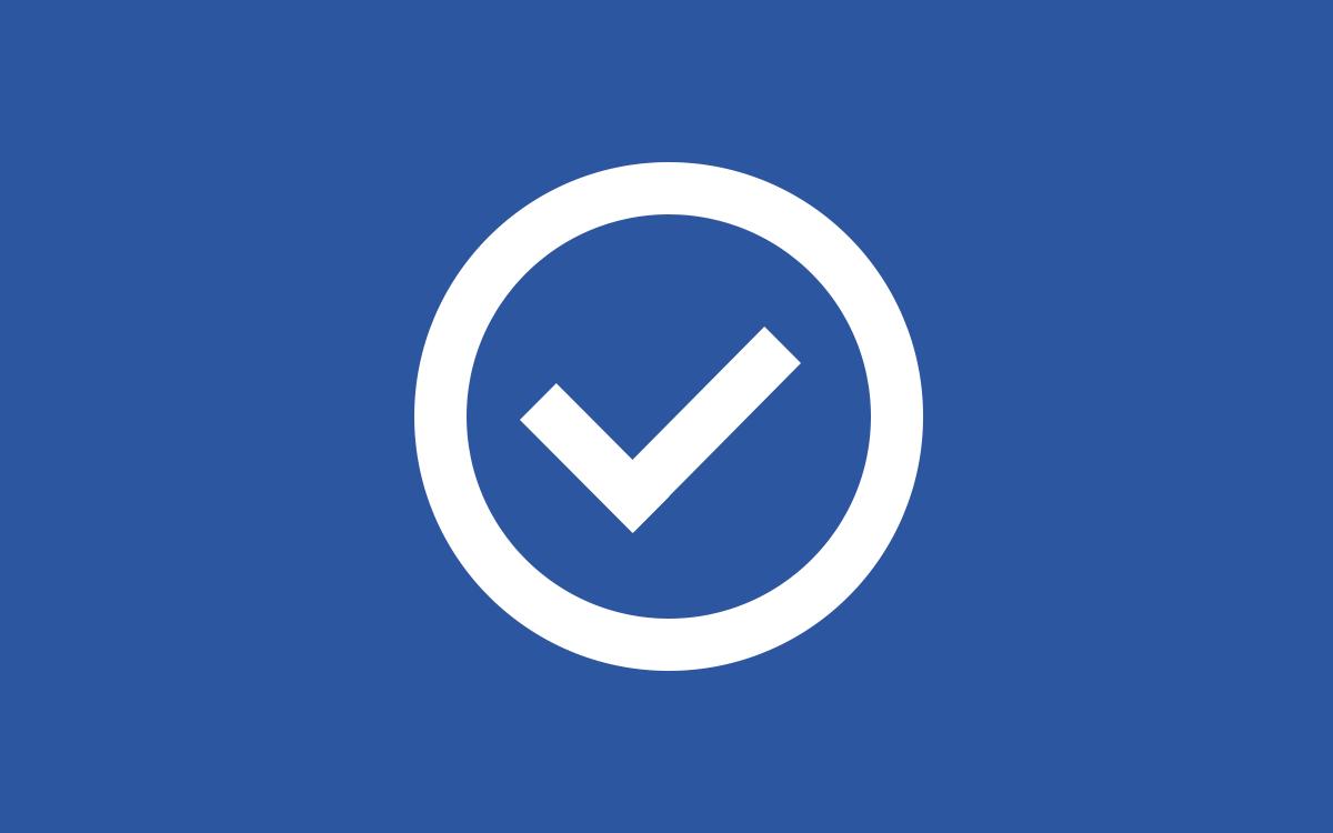 Selo Azul do Facebook- Como pedir e o novo golpe.