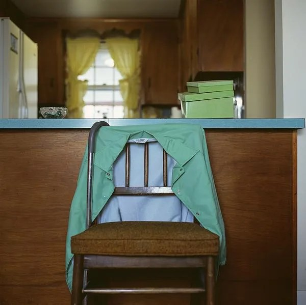 Green Jacket (from the series Aunt Dot's House)