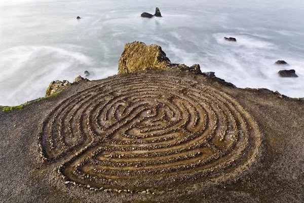 Labyrinth. San Francisco