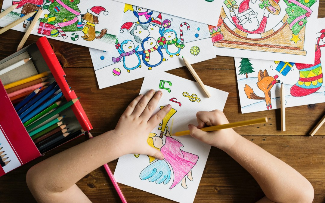 Why You Should Send Your Child to a Spiva Art Class