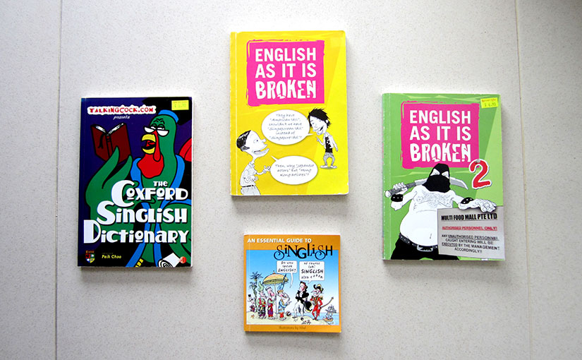 Books on Singapore English