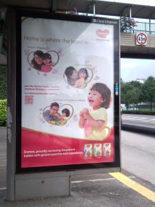 Dumex advertisement