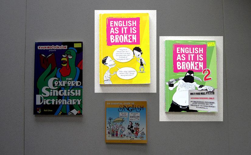 English as it is Broken… is broken.