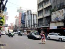 Chinatown street.