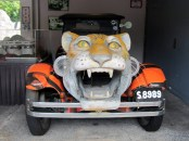 Tiger Balm marketing machine.