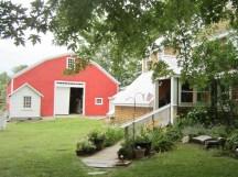 Husband's aunt's barn.