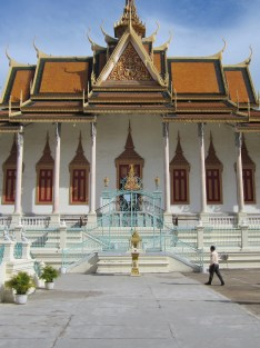 Temple of the Emerald Buddha.