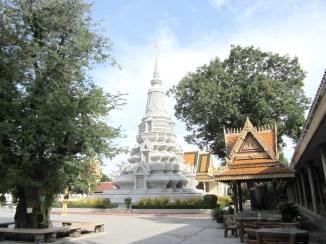 Royal stupa.