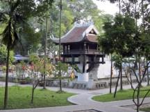 One Pillar Pagoda (Chùa Một Cột)