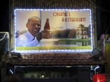 """Obama's Restaurant"""